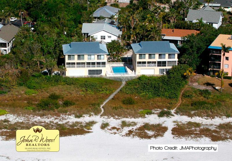 Golden Beach, Sanibel, Florida Real Estate