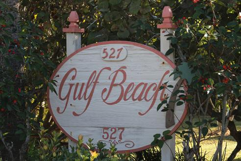 Gulf Beach, Sanibel, Florida Real Estate