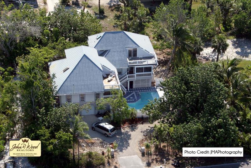 Osprey's Nest, Sanibel, Florida Real Estate