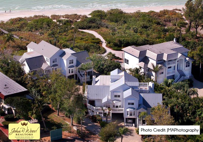 Sandals, Sanibel, Florida Real Estate