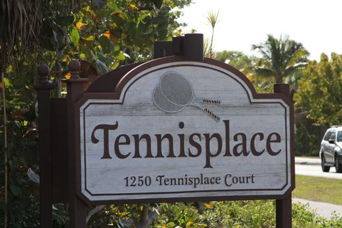 Tennis Place, Sanibel, Florida Real Estate