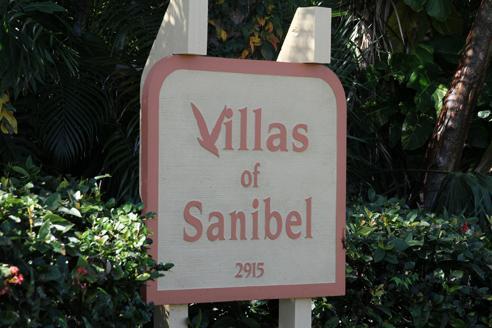 Villas of Sanibel, Sanibel, Florida Real Estate